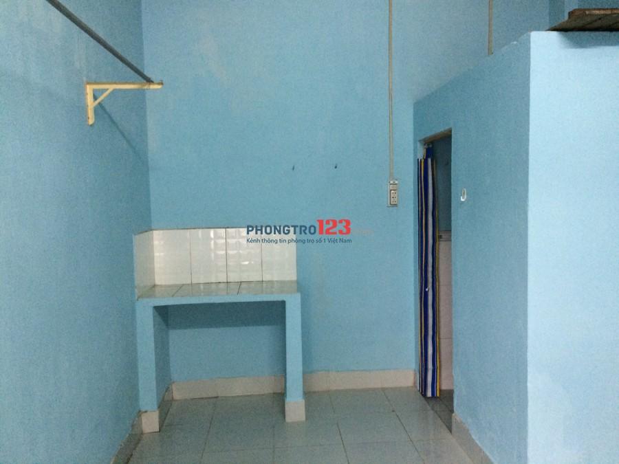 Phòng trọ sạch sẽ thích hợp sinh viên