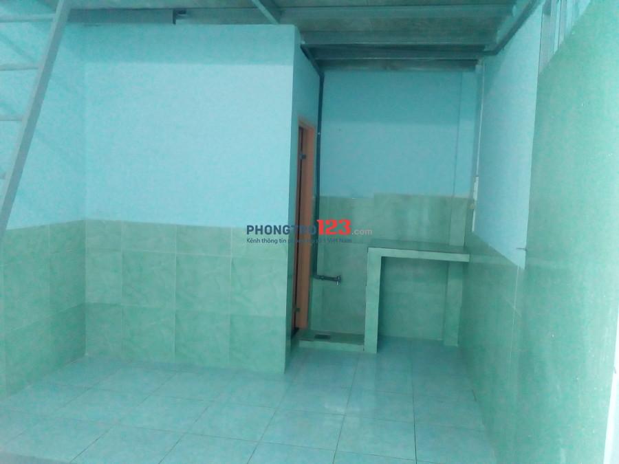 Phòng trọ mới gần CVPM Quang Trung, Q.12