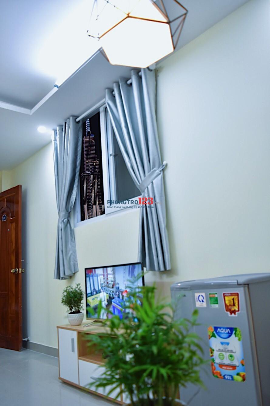Phòng Cao Cấp Gần PAERL PLAZA, NGÃ 4 HÀNG XANH