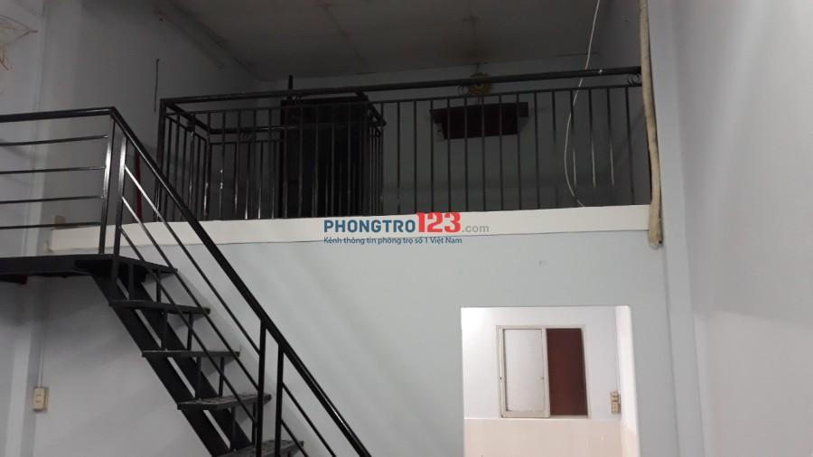 Cho thuê nhà sạch sẽ có gác máy lạnh 2pn, 2wc tại hẻm 105 Nguyễn Tư Giản, Gò Vấp. Giá 6tr