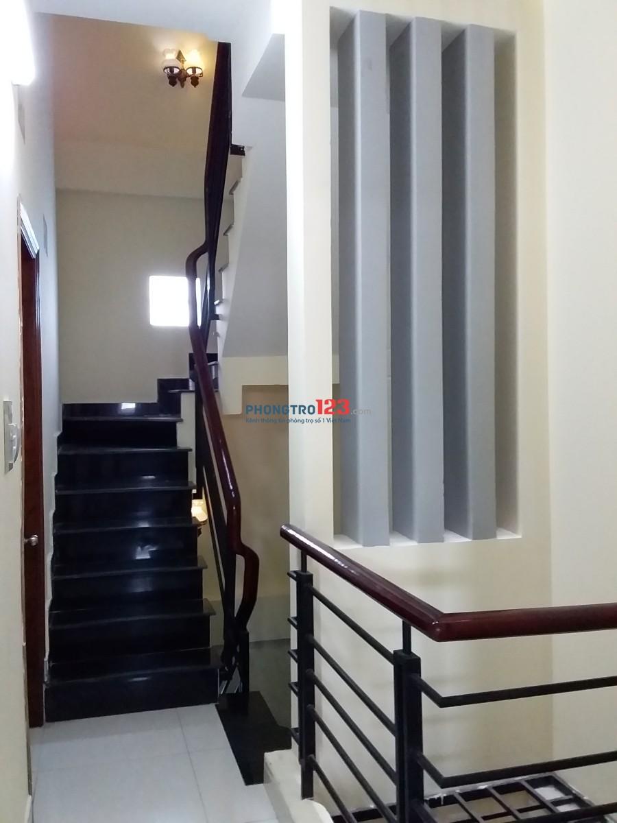 Phòng ở ghép phong cách Nhật, 226/2 Nguyễn Thái Sơn, P4, Gò Vấp