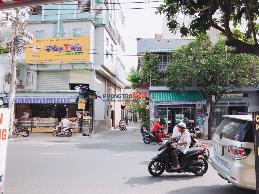 Phòng trọ mới toanh 151 Độc Lập, quận Tân Phú