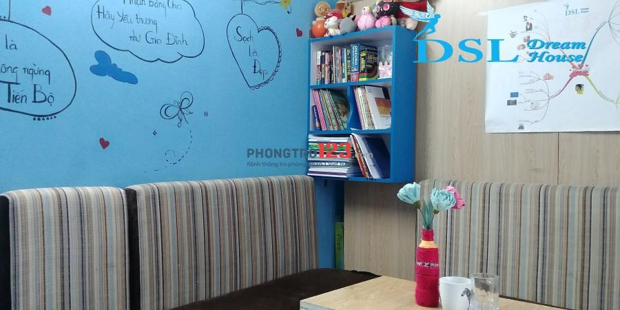 Cung Cấp Căn Hộ Ở Chung - - DSL Dream House