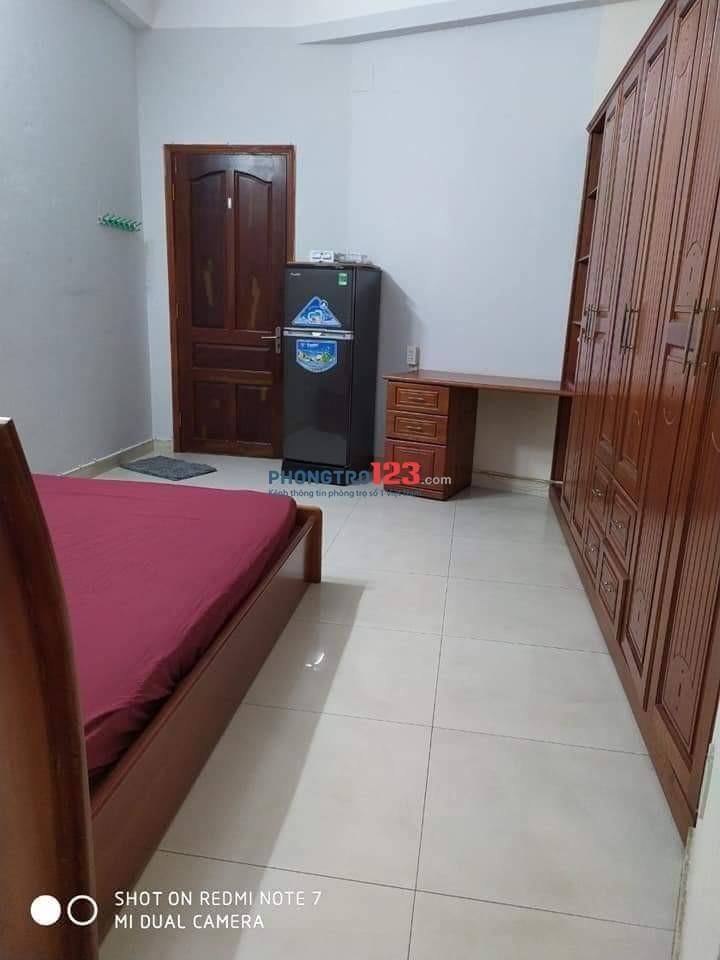 Cho thuê phòng Phan Tây Hồ, Phú Nhuận