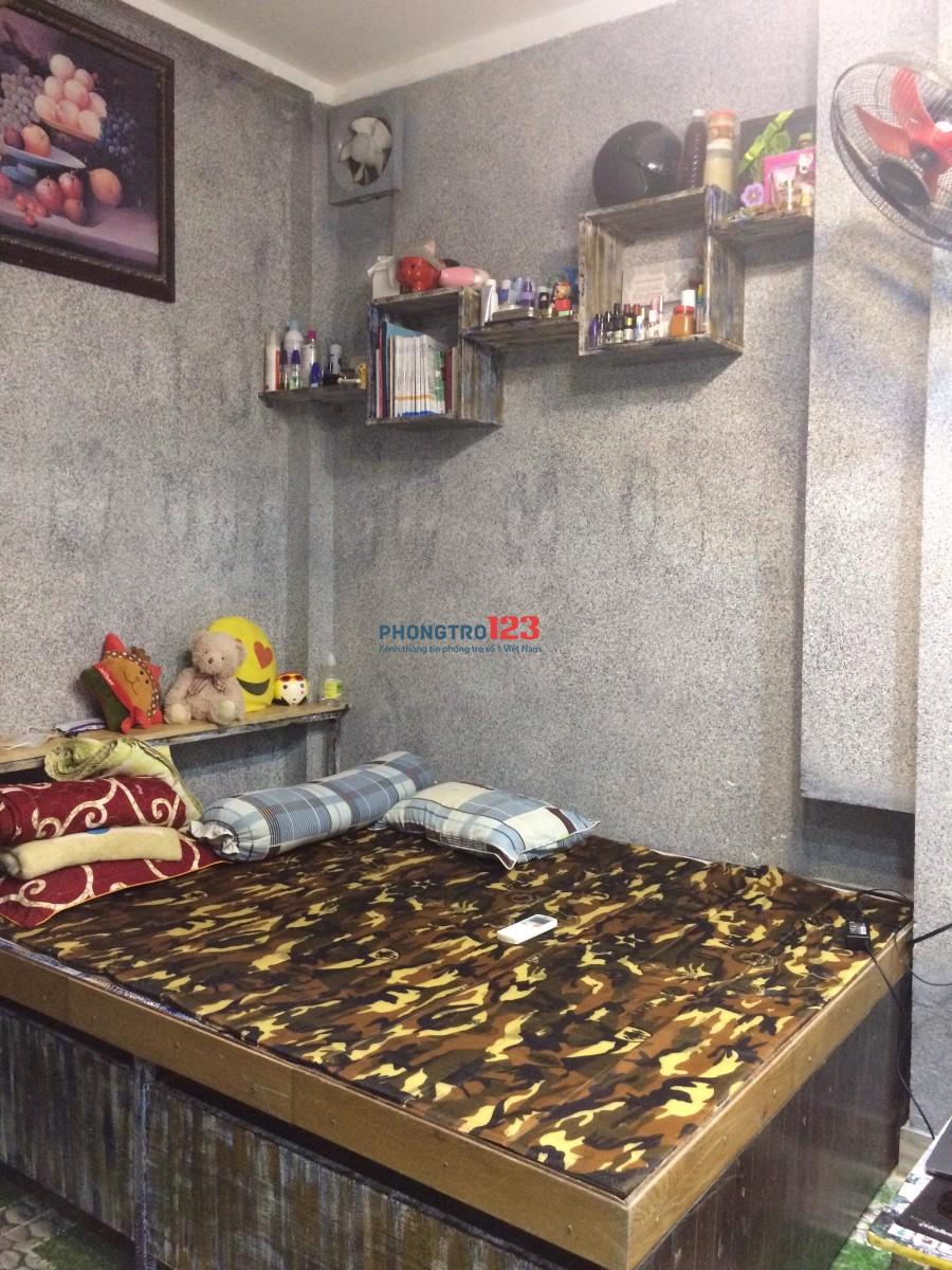 Phòng Trọ Bình Thạnh, Nguyễn Xí