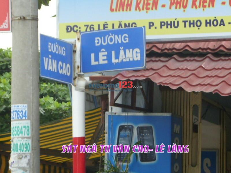 Phòng trọ 800 ngàn dành cho 1 nam ở quận Tân Phú, TP.HCM