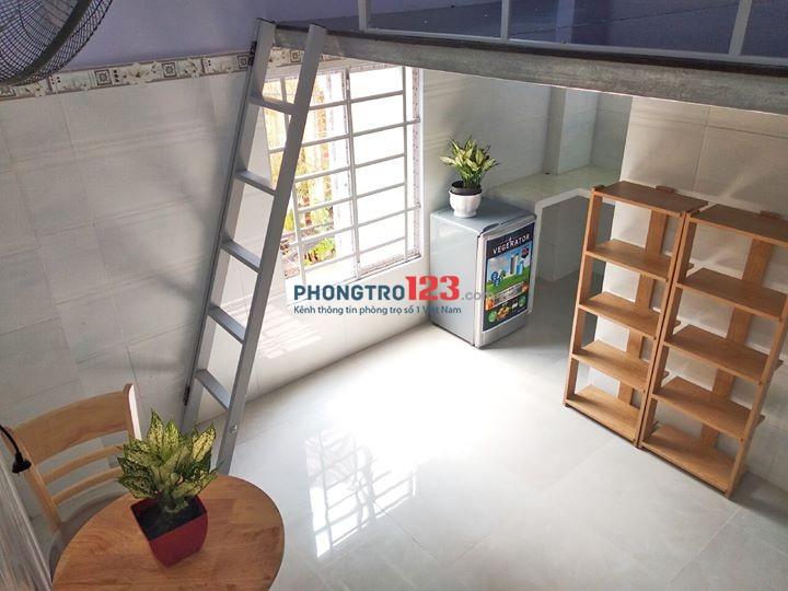 Cho thuê căn hộ mới xây 100% có thể sách vali vảo ở ngay Phường 13, Lê Văn Thọ, Gò Vấp