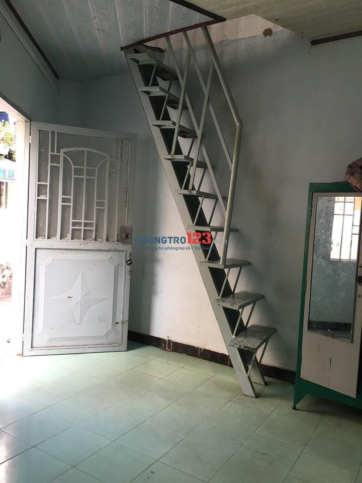 Cho nữ thuê nhà mini nguyên căn quận Bình Thạnh (Ngã 4 Hàng Xanh)