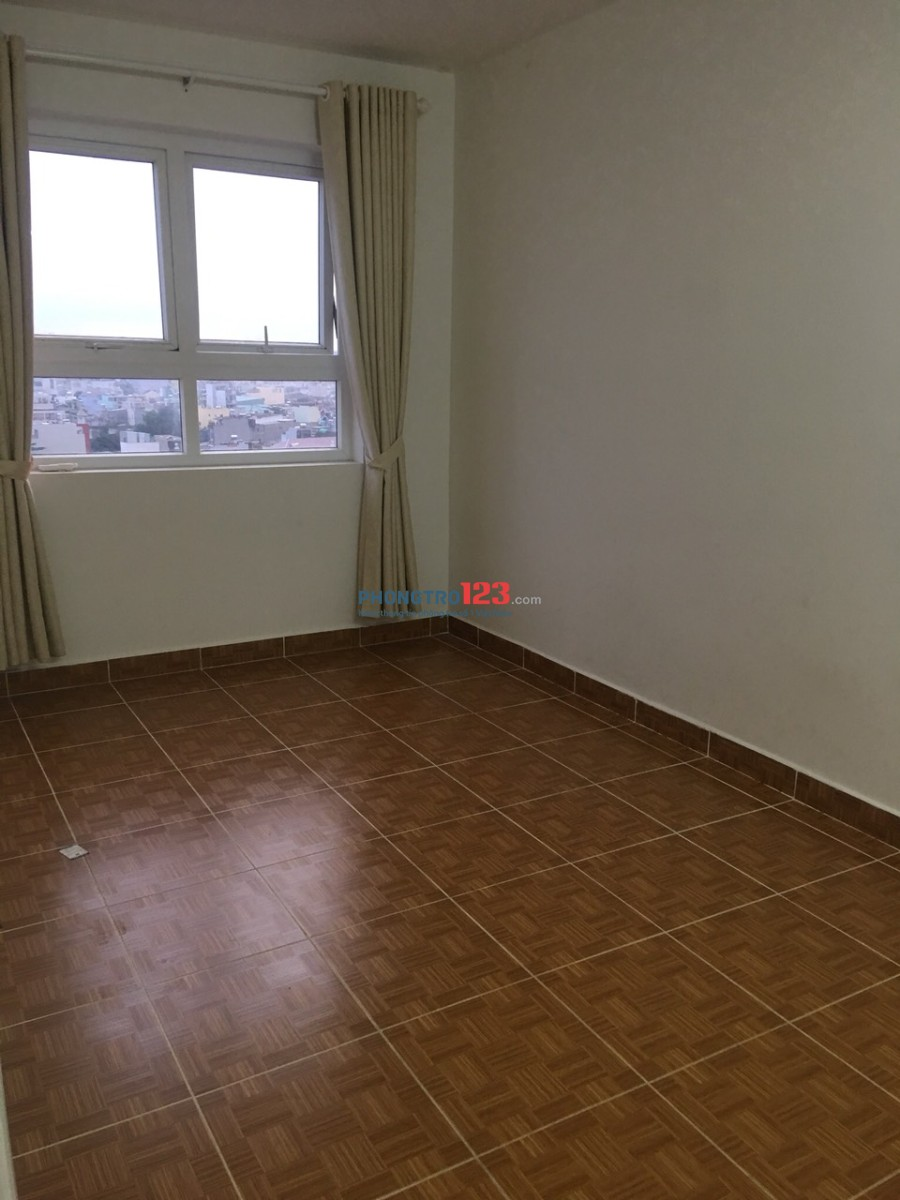 Cho thuê căn hộ 8x Đầm Sen 47m2 có 1pn đầy đủ nội thất, giá 8tr/tháng. LH Ms Loan 0909844594