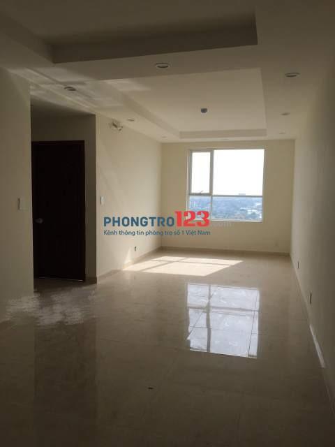Cho thuê căn hộ mới bàn giao Zen Tower Q12 70m2, 2p giá 6tr/tháng. LH: Ms Minh 0912491719
