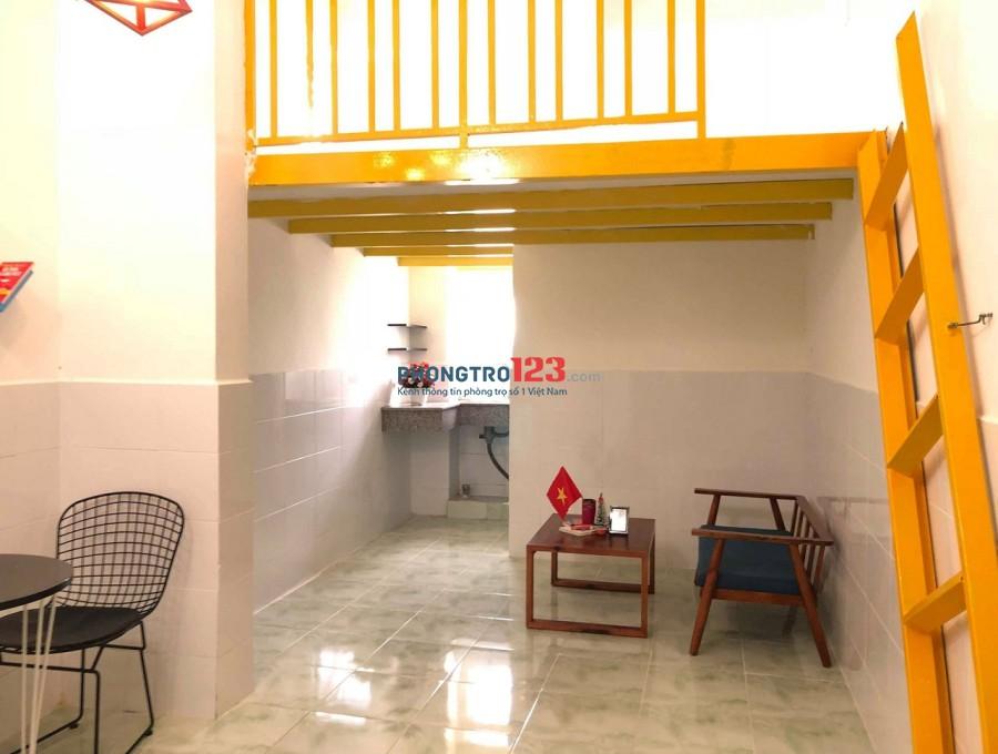 Chung cư mini full nội thất, có gác lửng, vị trí trung tâm Q.Tân Bình