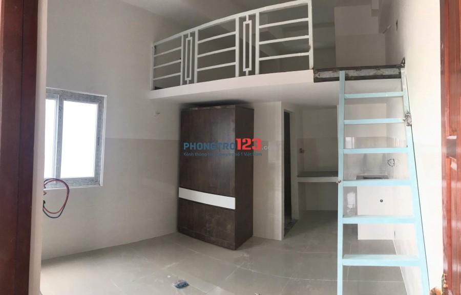 Phòng trọ mới xây đầy đủ tiện nghi, trung tâm quận 7