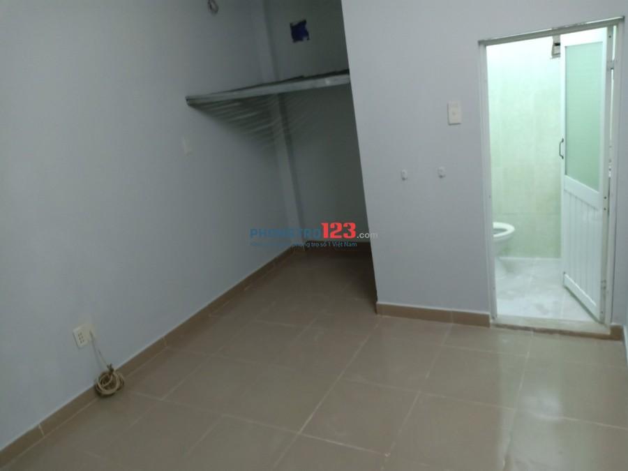 Phòng cho thuê quận Bình Thạnh. Ngay bến xe Miền Đông. 16m2, có gác, cửa sổ,...
