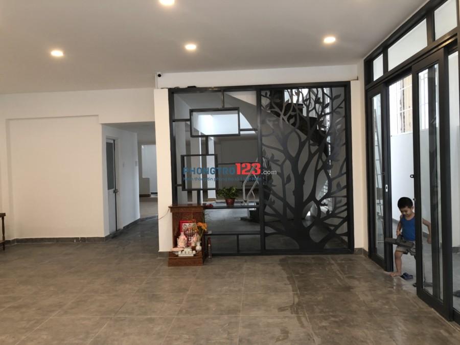 Cho thuê phòng trọ 62/2A Trương Công Định, gần Etown 1 2