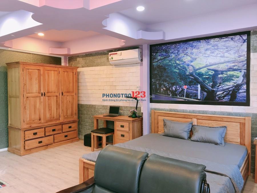Cho thuê phòng Full nội thất cực đẹp ngay KDL Bình Quới 1, giá 6tr/tháng. LH Mr Đức