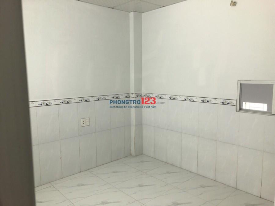 Cho thuê nhà nguyên căn 1 lầu hẻm xe hơi mới xây tại Hoàng Hữu Nam, Q.9, giá 5tr/tháng