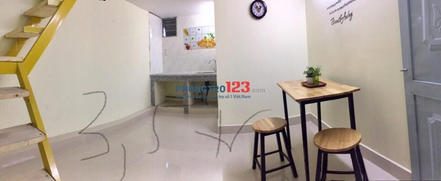 Cho thuê phòng trọ dưới 3 triệu đường Phan Văn Trị