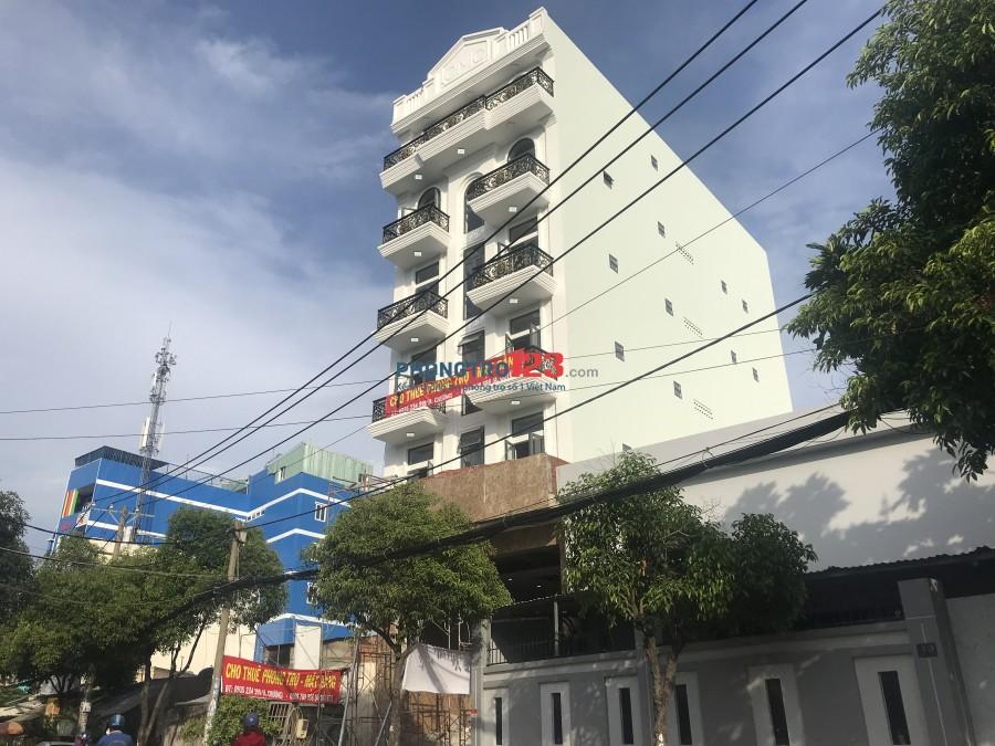 Cho thuê phòng trọ mới xây đẹp đường Cống Lở, Quận Tân Bình
