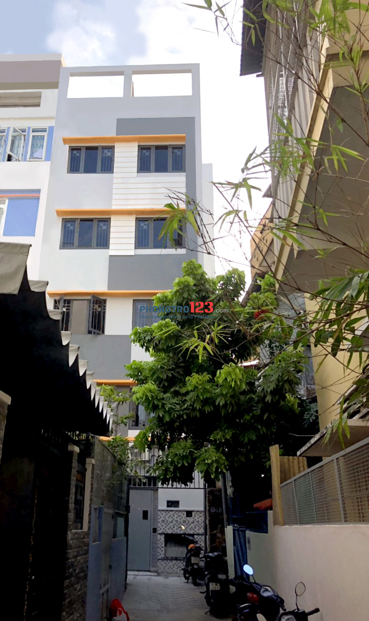 Căn hộ mini quận 3 mới 100%, full nội thất, Đường Điện Biên Phủ