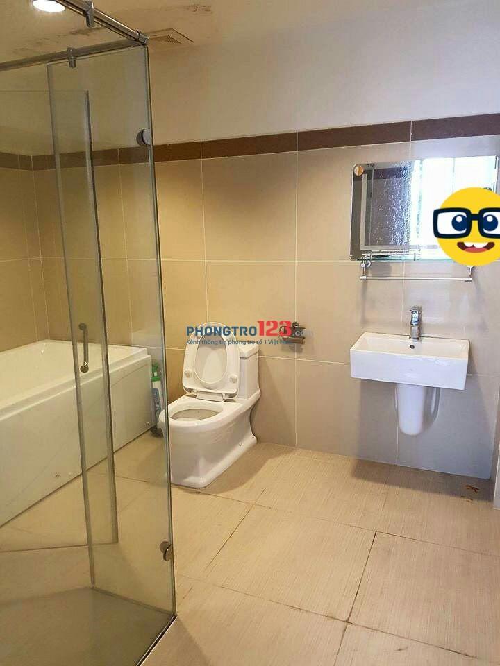 Phòng trong căn hộ đầy đủ tiện nghi giá chỉ 3.5tr/tháng ưu tiên SV, NVVP