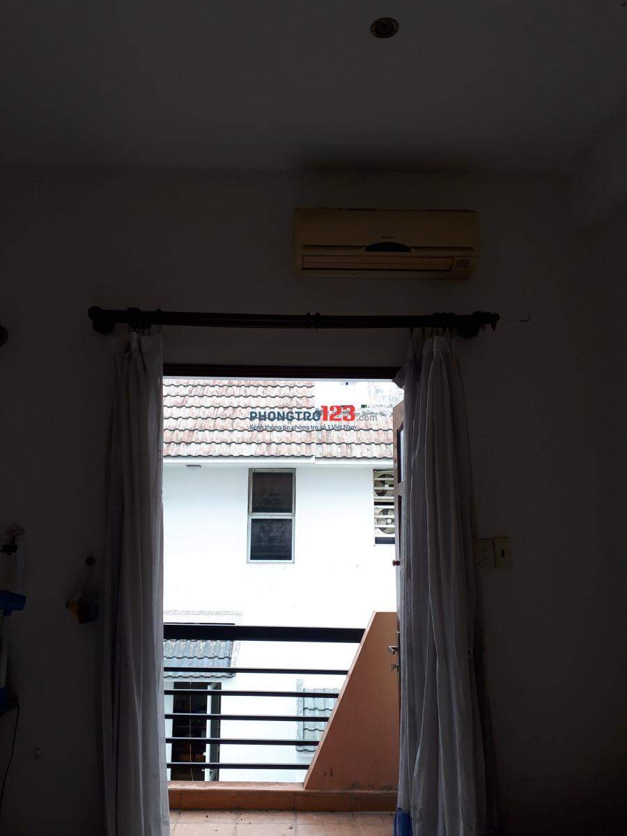 Cho thuê phòng 2-3 người, Nơ Trang Long, Bình Thạnh, gần Chợ Bà Chiểu