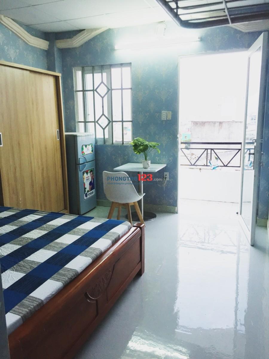 Phòng cho thuê Xô Viết Nghệ Tĩnh, thoáng mát, sạch sẽ, an ninh