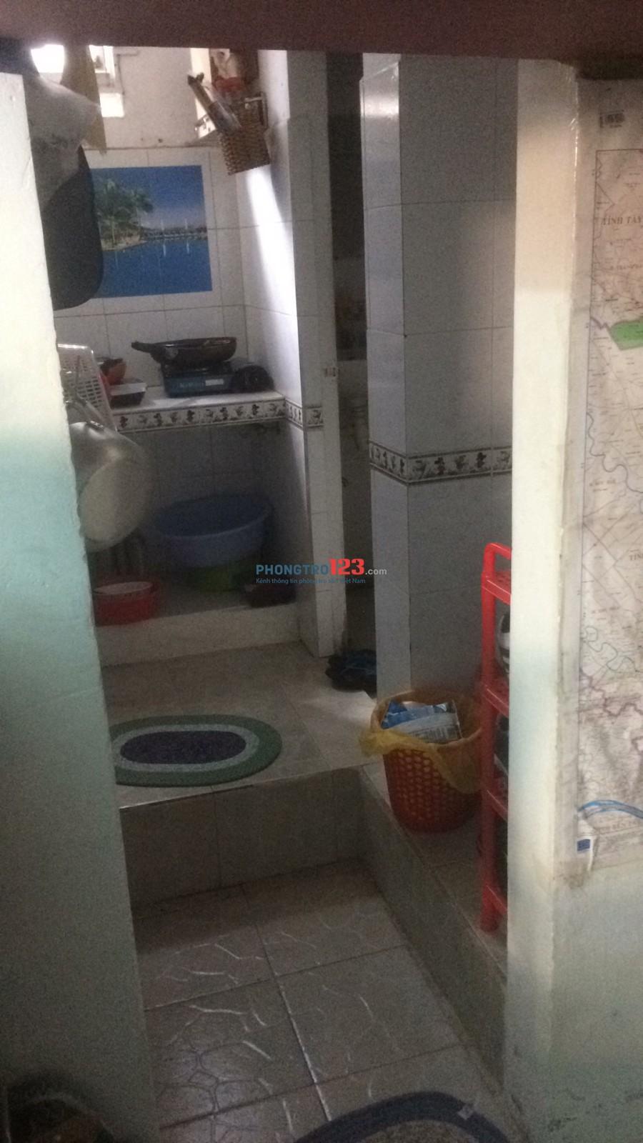 Nhượng lại phòng trọ đẹp ngay Nguyễn Huệ