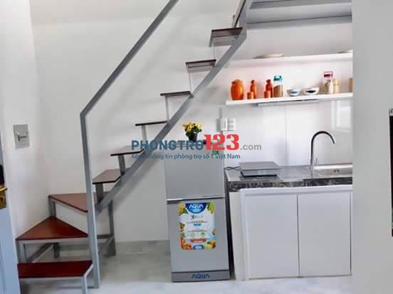 Cho thuê chung cư mini 1Pn, 35m2 giá siêu rẻ, gần quận 1