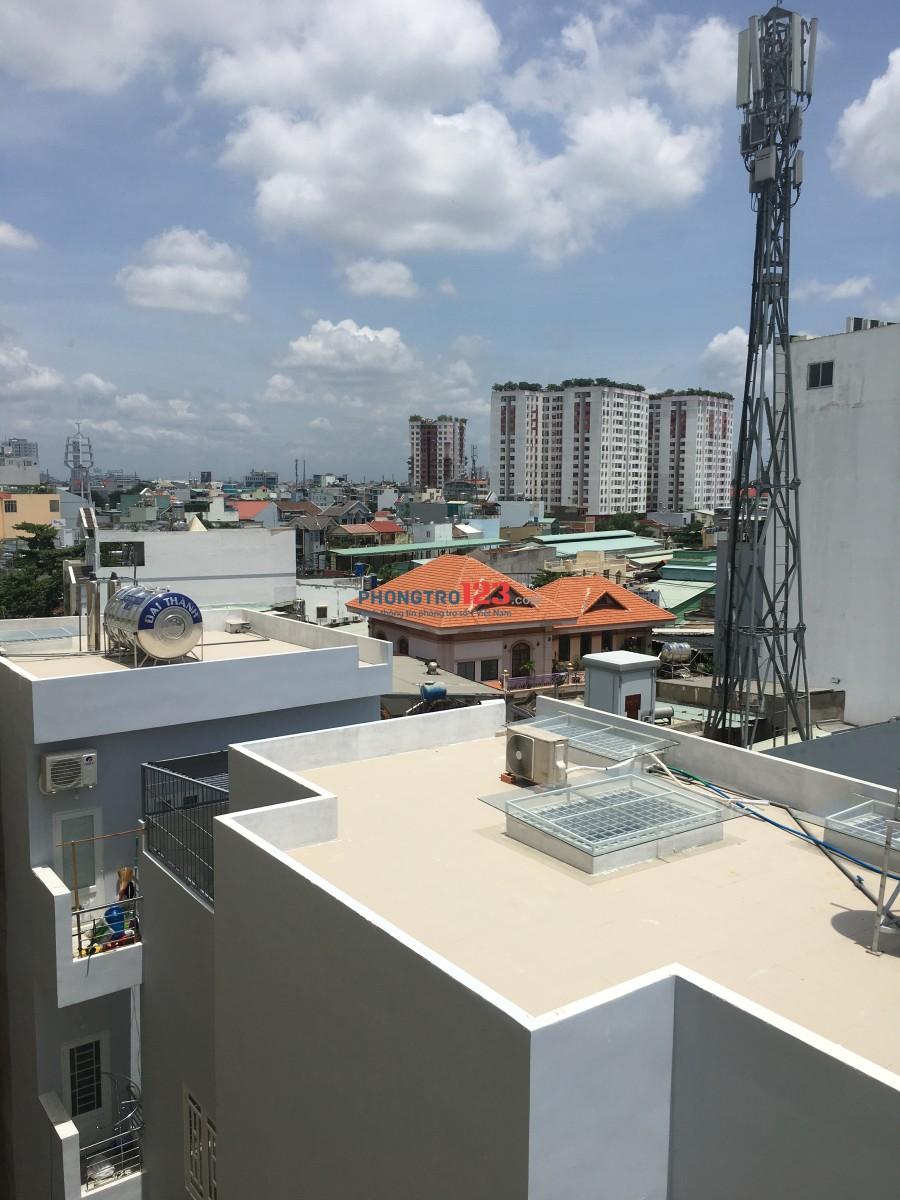 Phòng cao cấp mới xây 102/12 Phan Huy Ich, Tân Bình