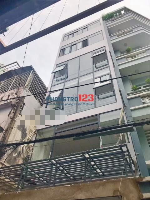 Cho thuê nhà 1 trệt 3 lầu mới xây mặt tiền Đường Lam Sơn, Q.Tân Bình. LH: Ms Như Ý