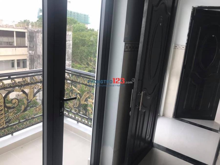 Cho thuê phòng trò đầy đủ nội thất, mới xây quận Tân Bình
