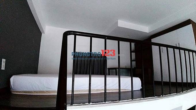 Chính chủ cho thuê căn hộ mini mới xây quận Tân Bình