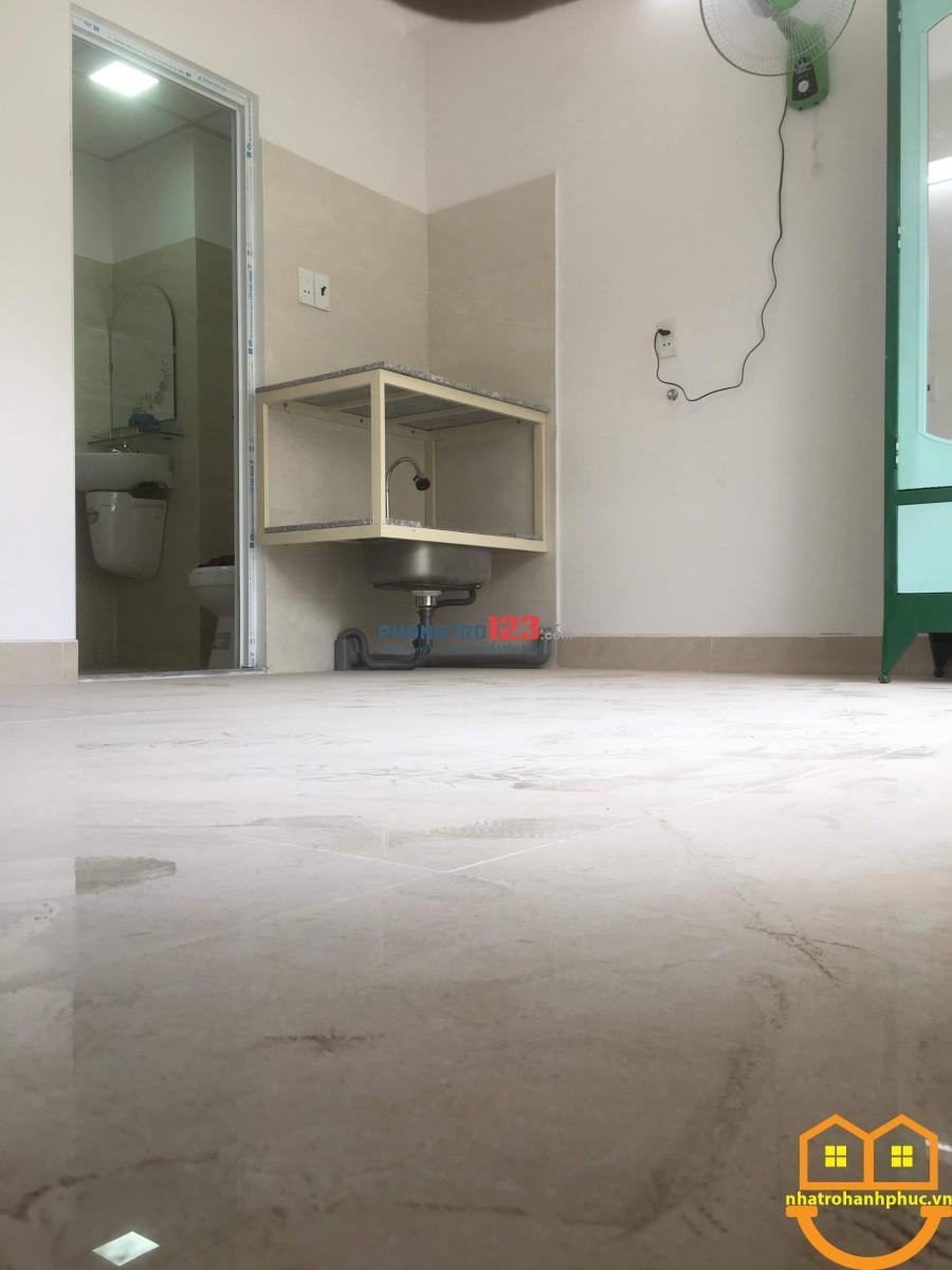 Cho thuê phòng trọ cao cấp mới xây, đường Phan Huy Ích