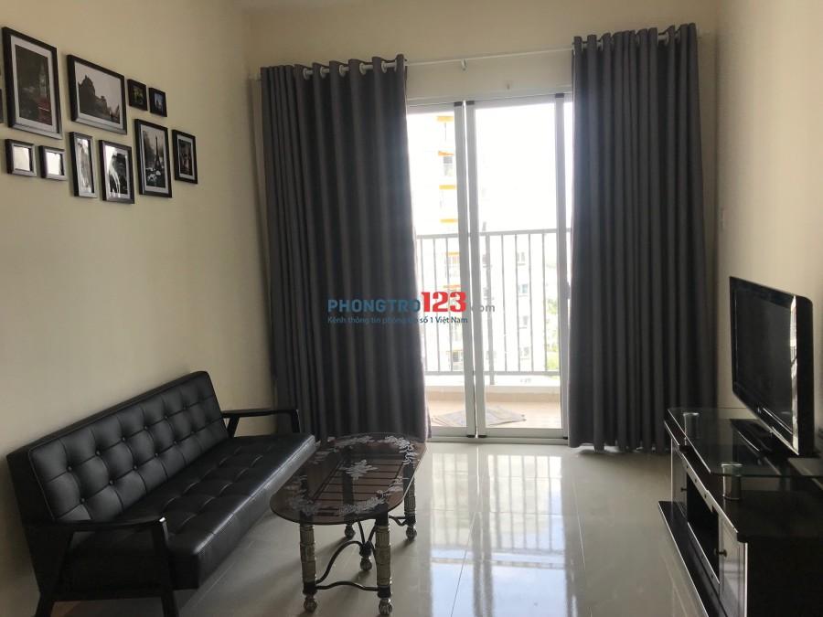 Cho thuê Căn hộ 1pn Dự án Jamona City, đường Đào Trí, Q.7