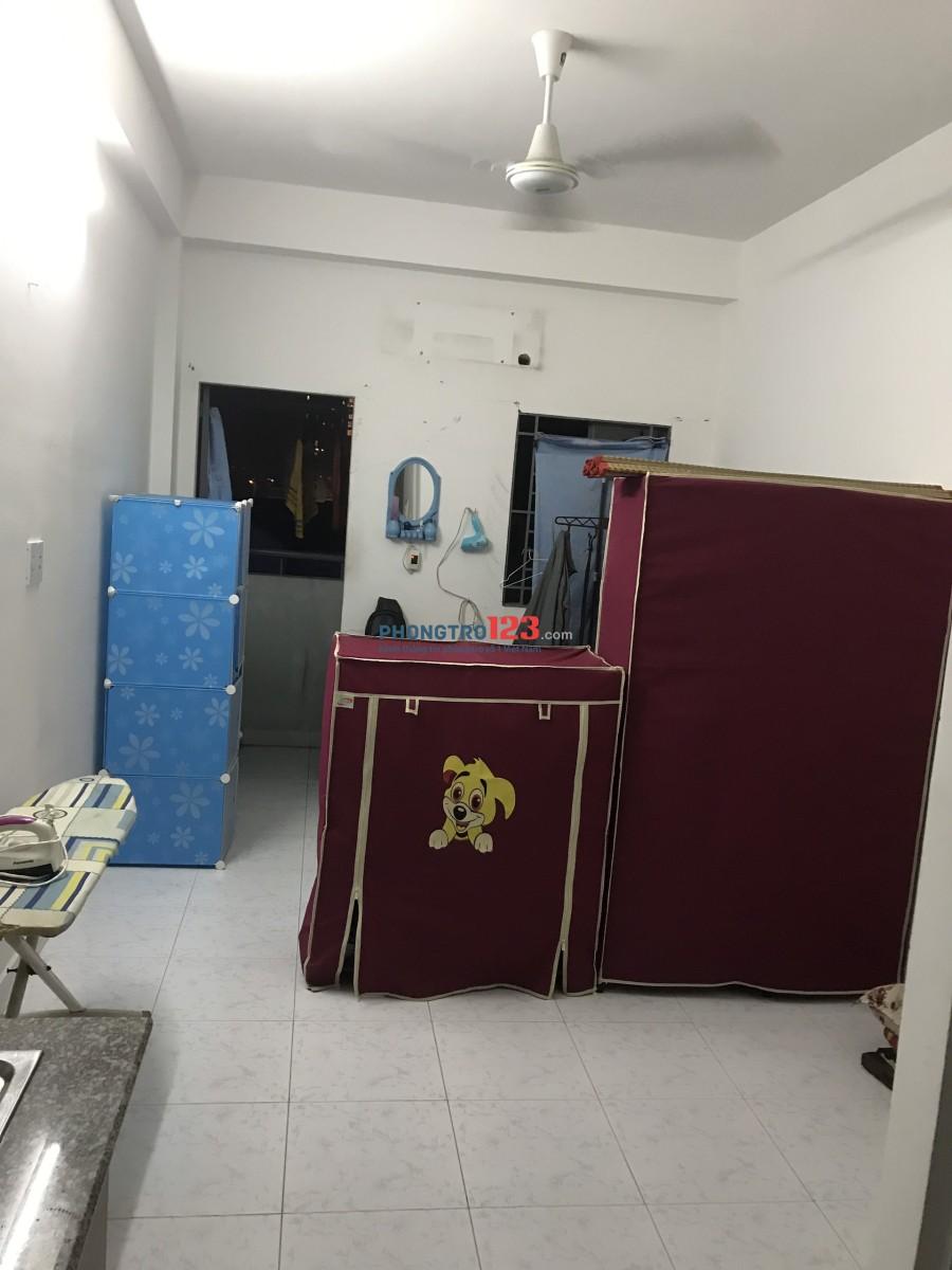 Tìm nam ở ghép An Dương Vương-Bình Tân, 800k/tháng