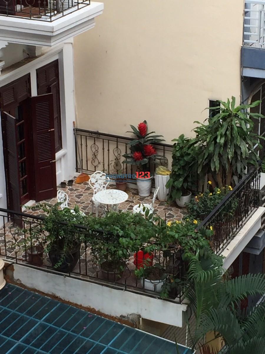 Cho thuê nhà trọ Homestay giá rẻ, đường Hoàng Quốc Việt, Cầu Giấy
