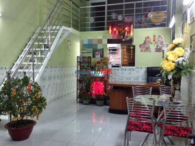Cho thuê nhà nguyên căn 1 lầu tại Liên Ấp 3, Bình Hưng, Bình Chánh, giá 8tr/tháng. LH: Ms Loan