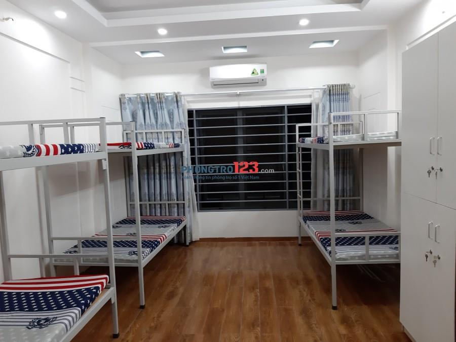 Cho thuê nhà trọ Homestay giá rẻ, đường Đội Cấn, Ba Đình