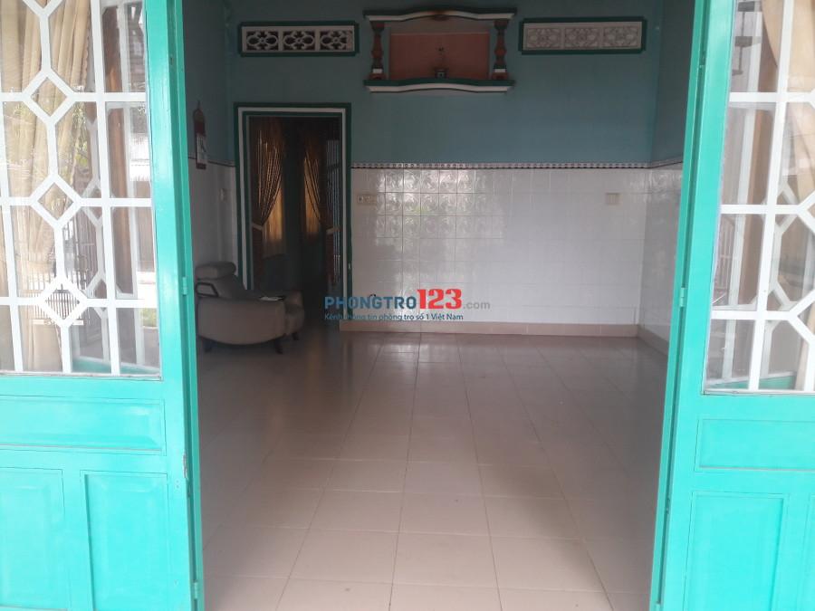 Cho thuê nhà nguyên căn rộng 300m2 Hòa Phú, huyện Củ Chi, Tp.HCM