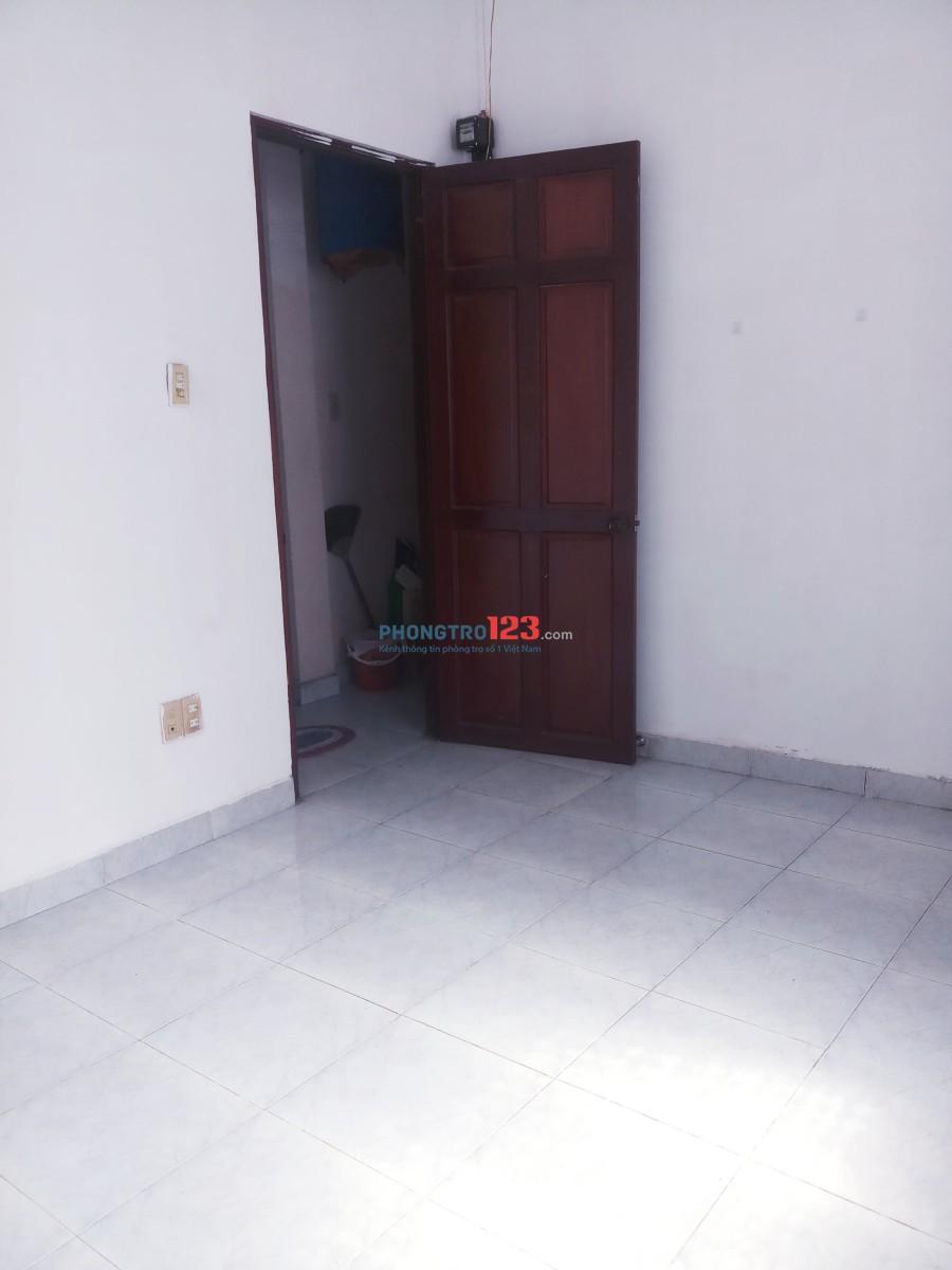 Phòng đẹp, an toàn cho nữ ở đường Chu Văn An, Bình Thạnh (gần ĐH Văn Lang)