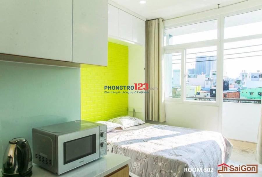 Cho thuê căn hộ mini Quận 8 gần cầu chữ Y