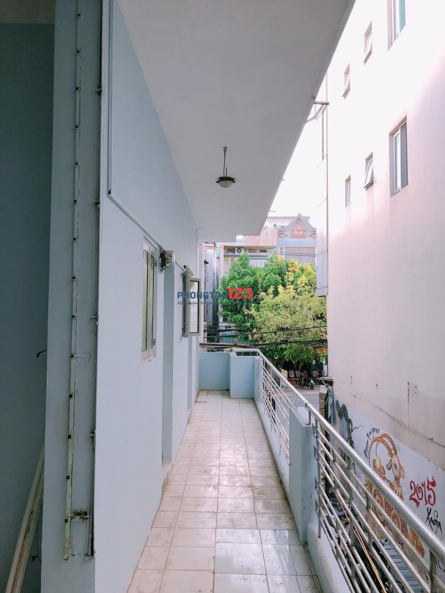 Cho thuê phòng trọ mặt tiền Trần Thái Tông gần chợ Tân Trụ, Q.Tân Bình, giá từ 2,8tr/tháng