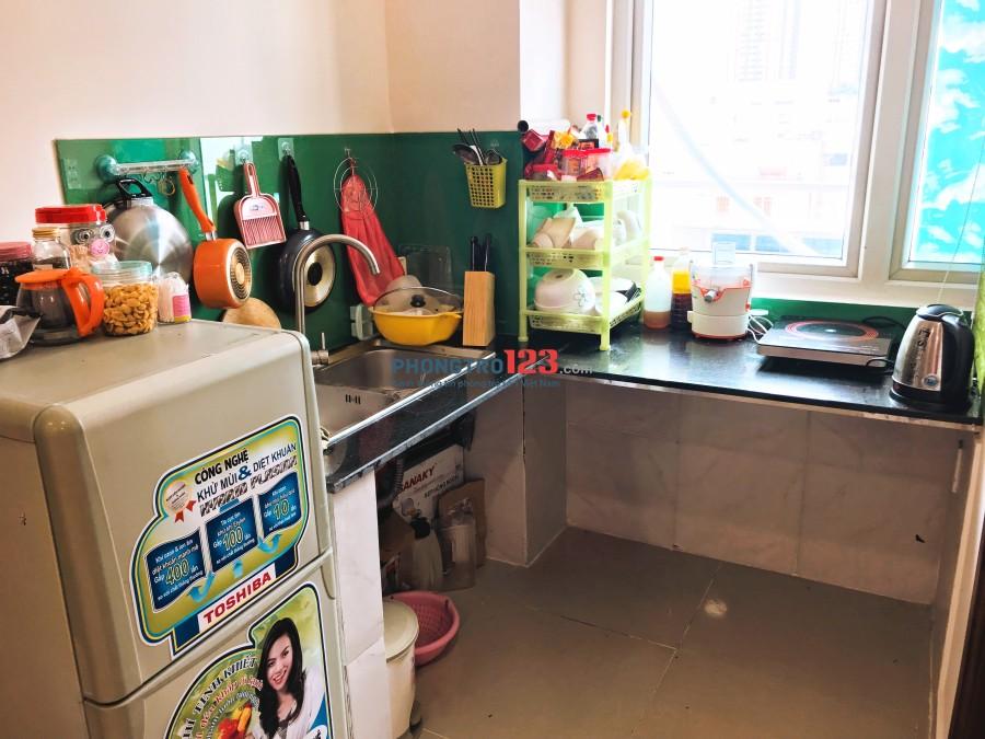 Cho thuê căn hộ mini full nội thất Quận 7