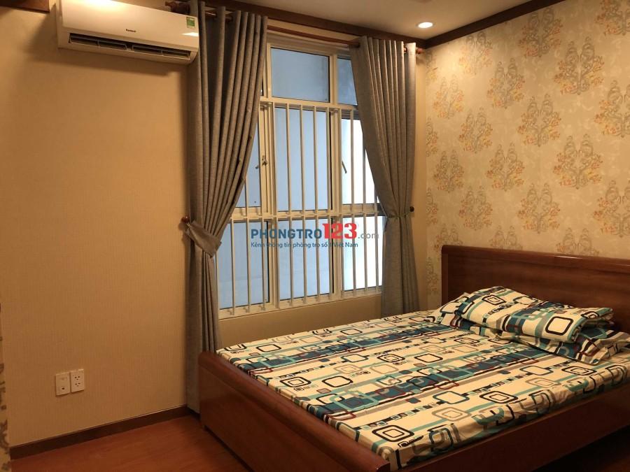 Chung cư cao cấp Hoàng Anh Thanh Bình cho thuê căn hộ: 114m2, 3PN, 2WC, Giá chỉ 15 triệu/tháng
