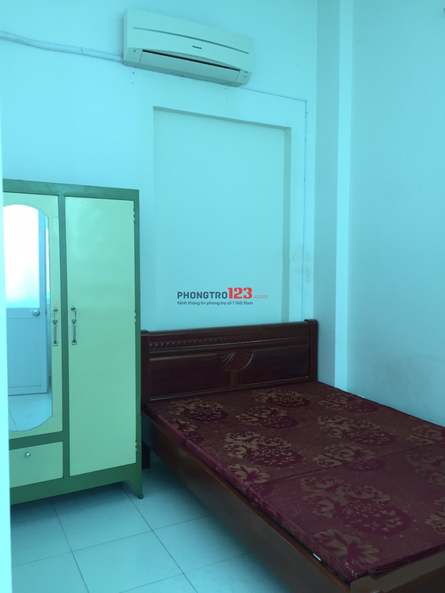 Cho thuê phòng nhà lầu sạch đẹp thoáng mát yên tĩnh và rất an ninh 1.6t/thang