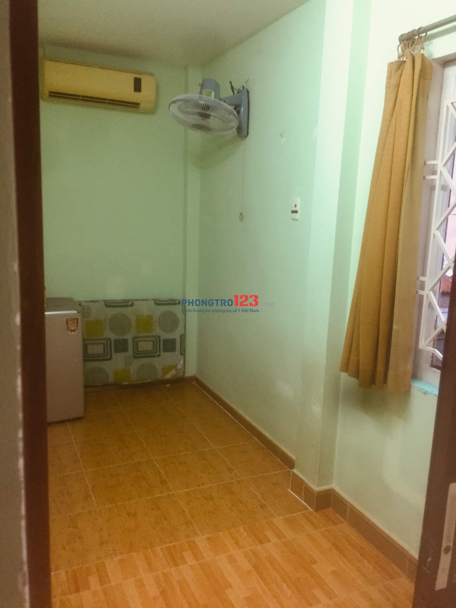 Cho nữ thuê phòng gần Coop.mart Phan Xích Long