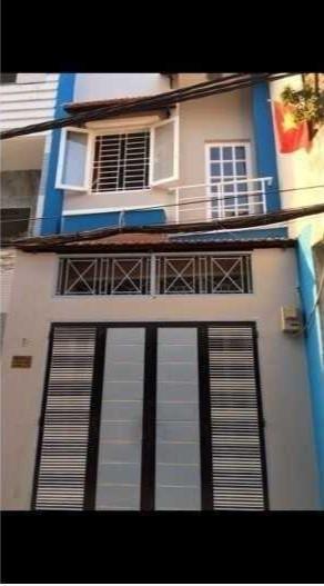 Cho thuê nhà 1 lầu hẻm xe hơi gần chợ Tân Bình, đường Lạc Long Quân, Q.Tân Bình