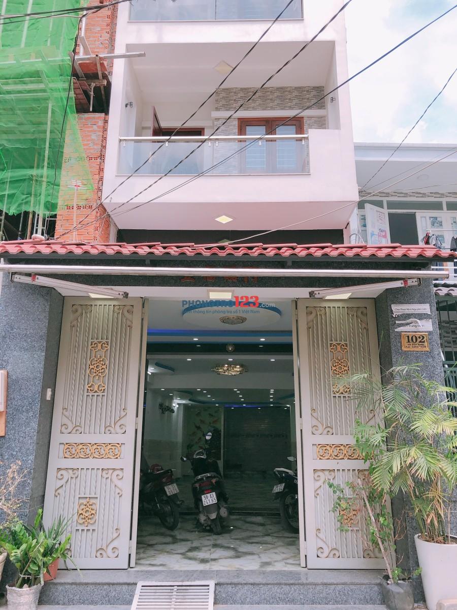 Cho thuê mặt bằng và tầng lửng kinh doanh và phòng cao cấp ngay Võ Duy Ninh, Q.Bình Thạnh