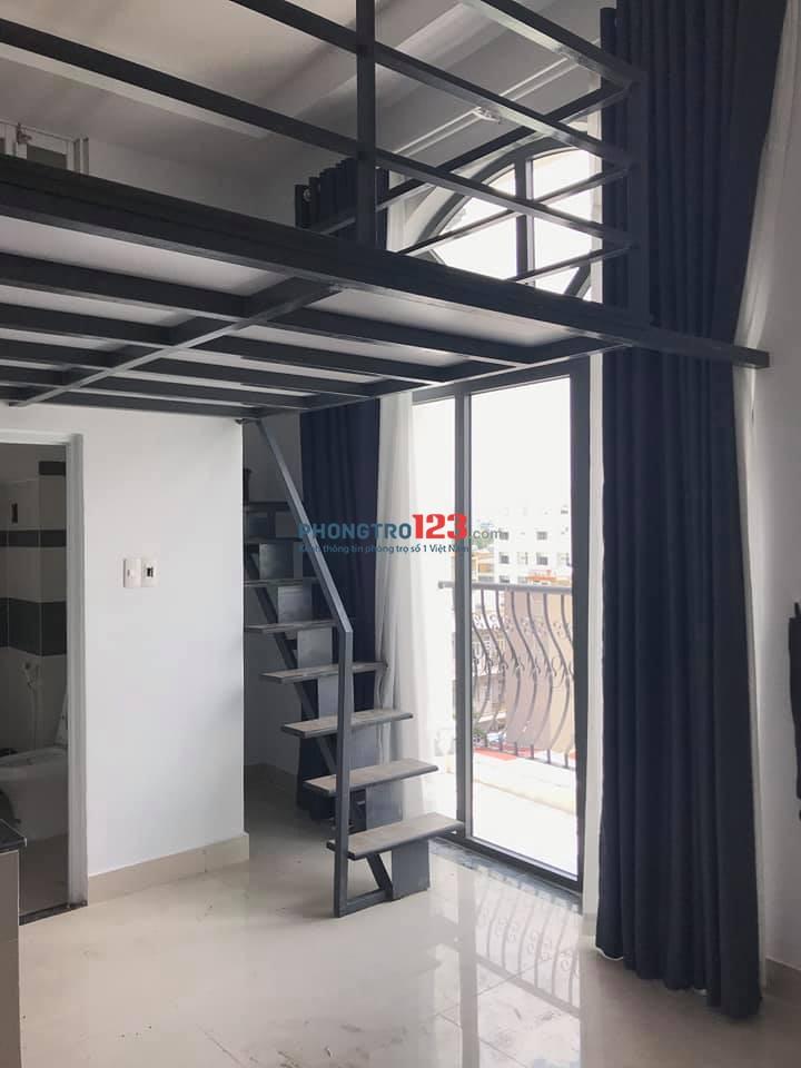 Khai trương phòng trọ mini, nội thất cơ bản, Nguyễn Văn Linh, giá rẻ bất ngờ, ban công