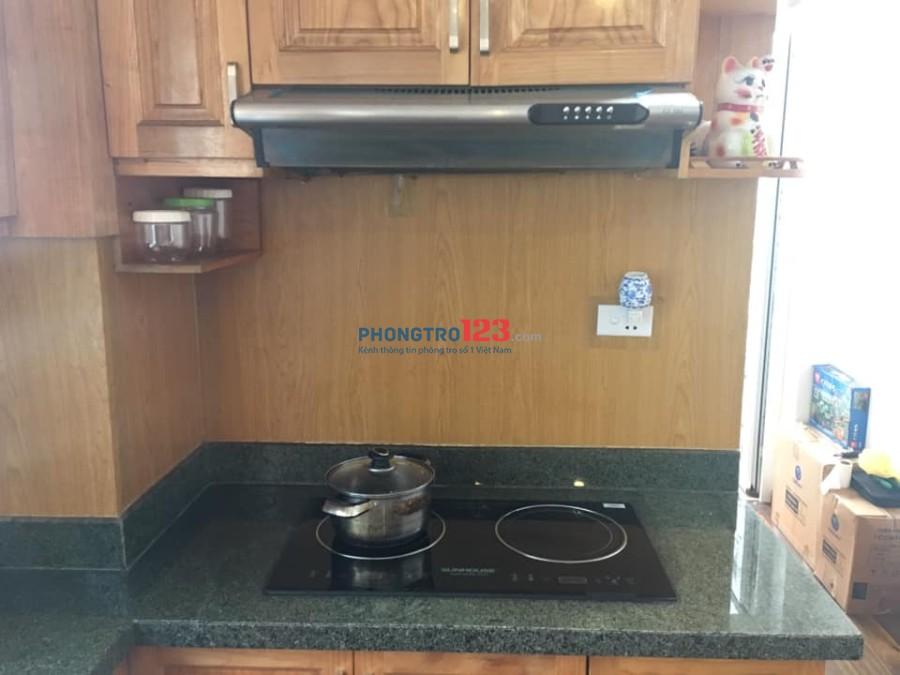 Cho thuê phòng Dorm cao cấp Penthouse HH4C Linh Đàm